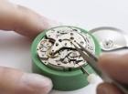 学園祭 スイス機械式時計 分解・組立実習