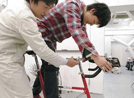 自転車初心者講座&Zwift体験