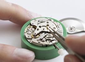 クォーツ時計・スイス機械式時計 組立実習