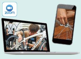 【オンライン】ロードバイクメンテナンス基礎講座
