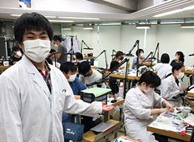 【来校】オープンDAY(ウォッチメーカーコース)